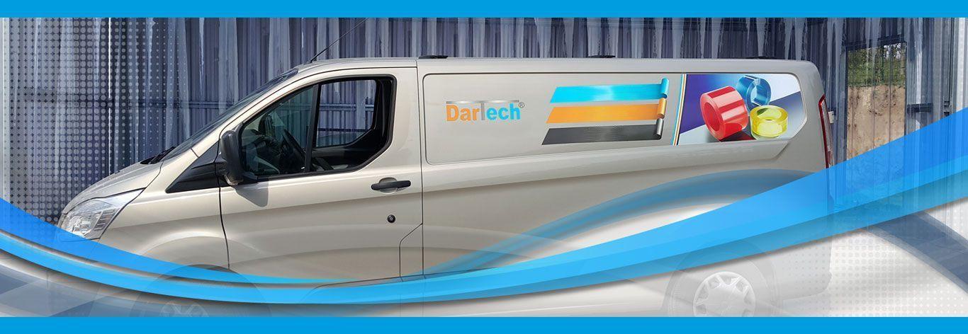 Ipari PVC szalagfüggönyök, hőfüggönyök - Dartech Kft