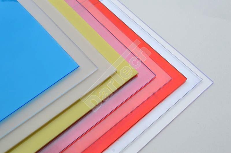Asztalvédő PVC lemezek