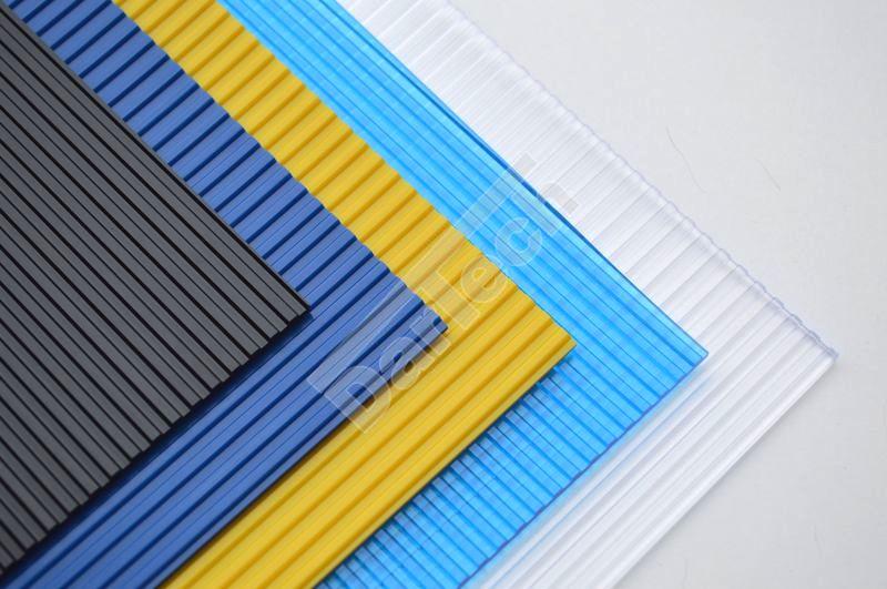Bordás ipari PVC lemezek