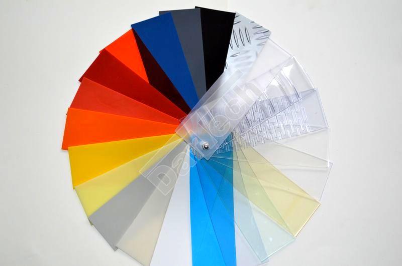 PVC szalagok színválasztéka