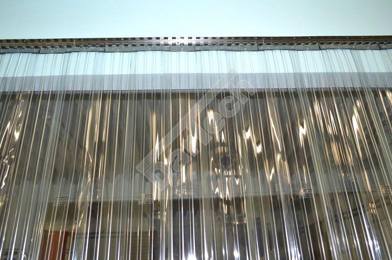 Bordás pvc szalagfüggönyök